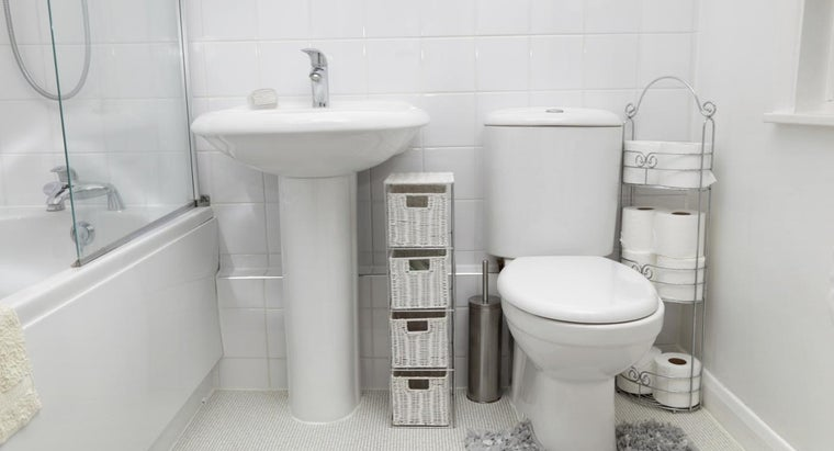 What Are Some Examples of Compact Bathroom Designs?