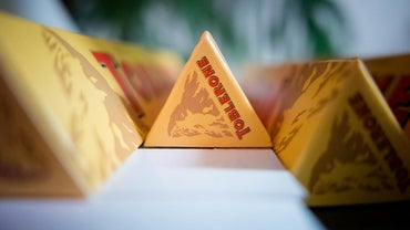 What Are Examples of Pyramids Around the House?