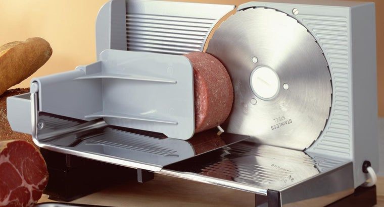How Expensive Are the Best Electric Meat Slicers?