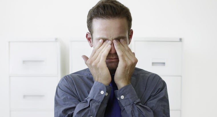 Are Eye Floaters and Flashes a Symptom of Anything Serious?