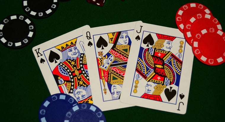 Who Do the Face Cards Represent?