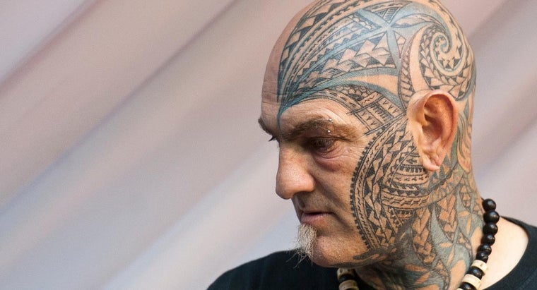 Where Are Facial Tattoos Legal?