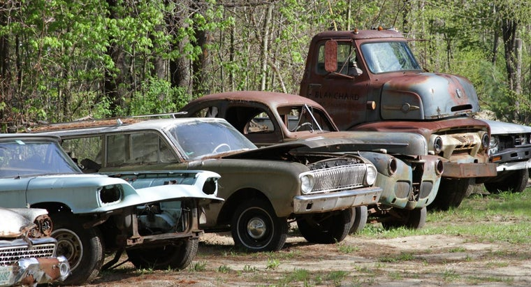 What Factors Affect the Cost of a Junk Car?