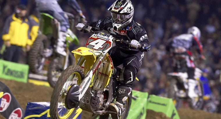 Who Are the Most Famous Dirt Bike Riders?