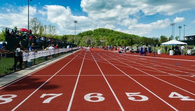 How Far Is 200 Meters on a Track?