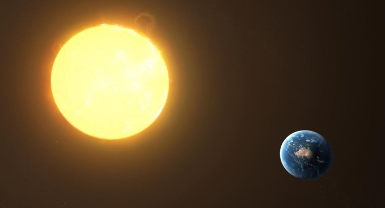 How Far Away Is Earth From the Sun?