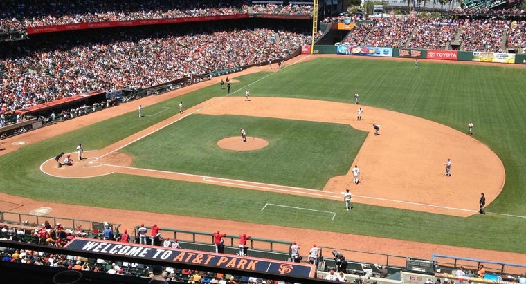 How Far Is It From Home Plate to Second Base?