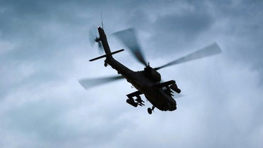 How Fast Does a Helicopter Fly?