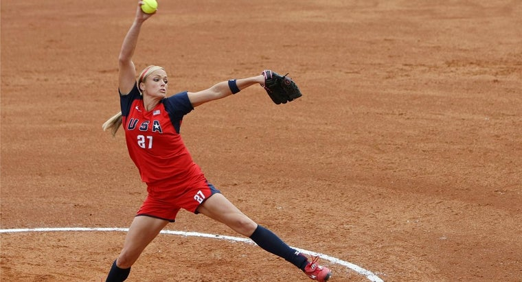 How Fast Does Jennie Finch Pitch?