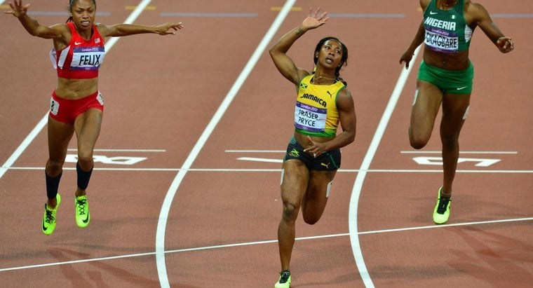 Who Is the Fastest Female Runner in the World?