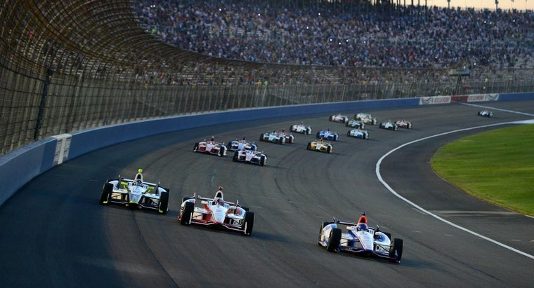 Which Is Fastest, an Indy Car or a NASCAR Car?