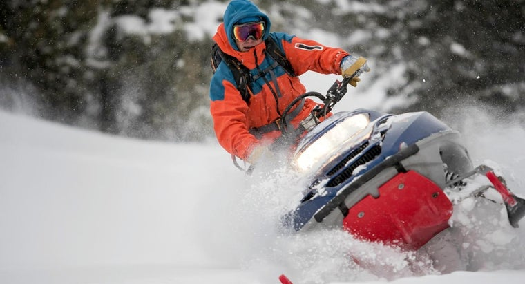 What Is the Fastest Stock Snowmobile in the World?