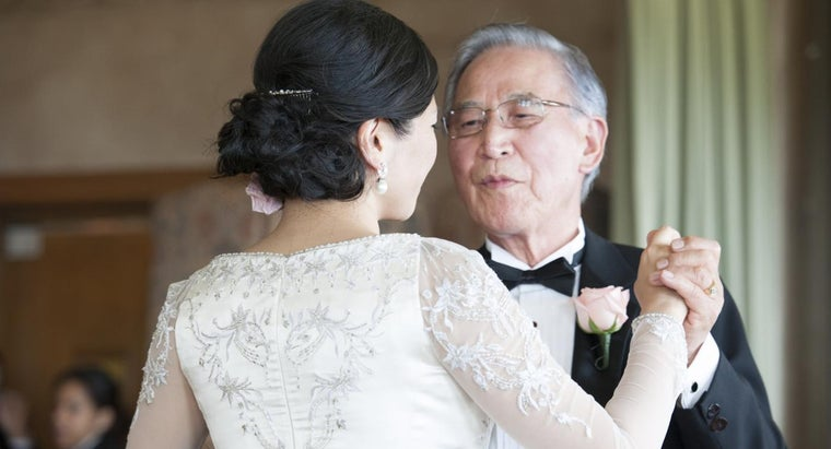 What Does the Father of the Bride Do?