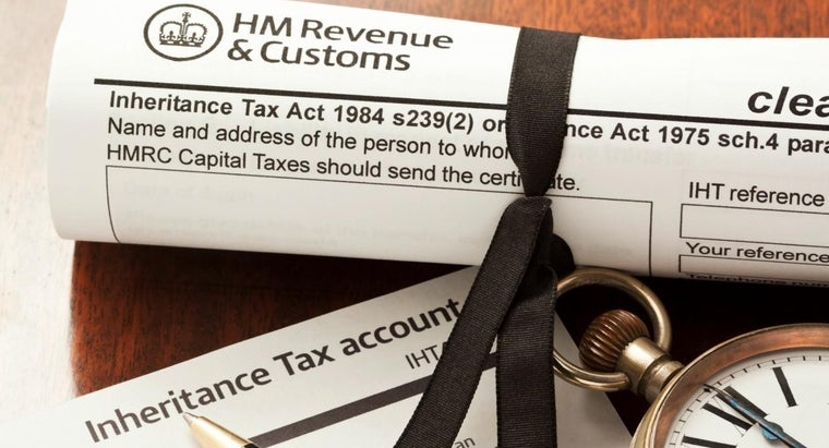 When Was the Federal Tax Inheritance Law Passed?