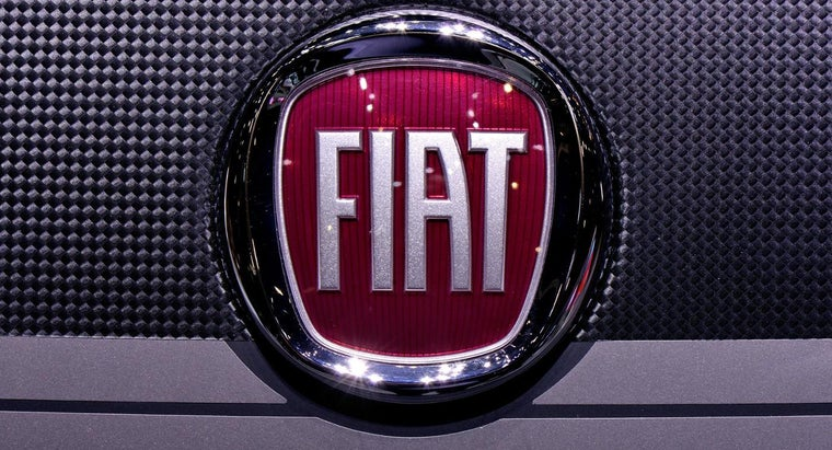 Who Makes Fiat Cars