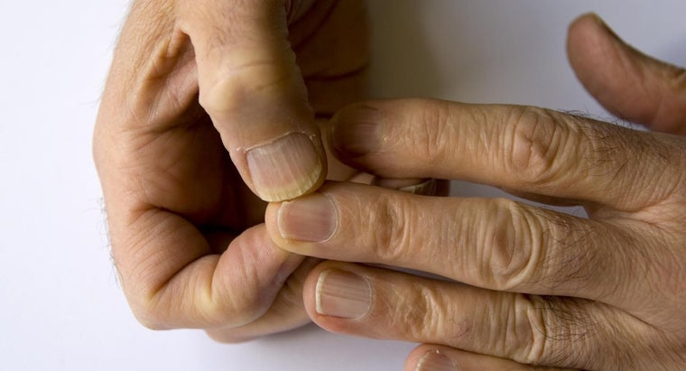 Why Do Fingernails Split Down the Middle?