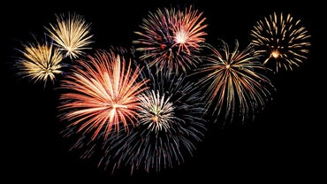 What Makes Fireworks Whistle?