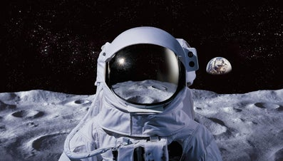What Was the First Fruit Eaten on the Moon?