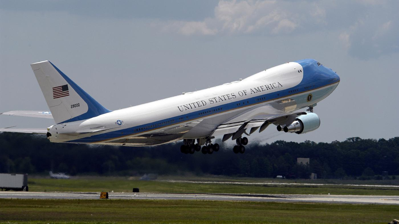 Who Was the First President to Fly on Air Force One?