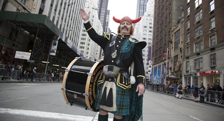 Where Was the First St. Patrick's Day Parade?