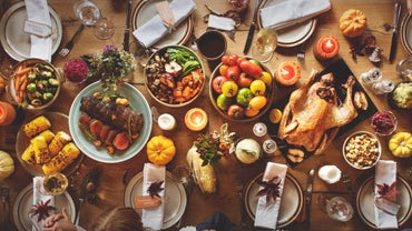 How Is Thanksgiving Now Different From the First Thanksgiving?