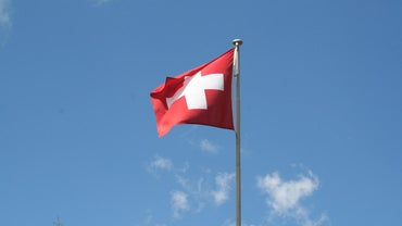 Which Five Countries Border Switzerland?