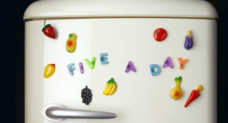 """Why Is """"five a Day"""" so Important?"""