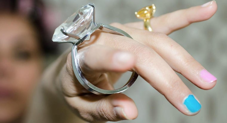 How Do You Fix a Ring That Is Too Big for a Finger?