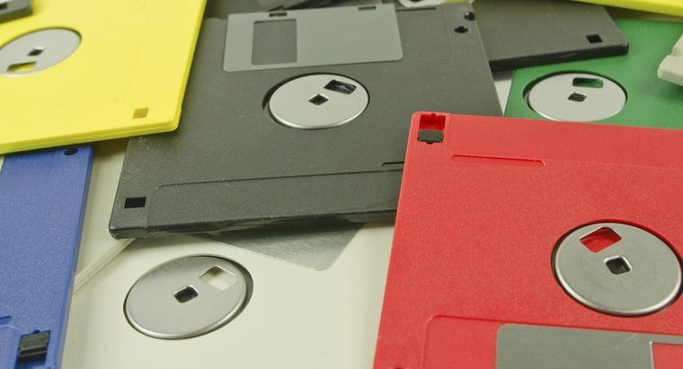 How Does a Floppy Disk Work?
