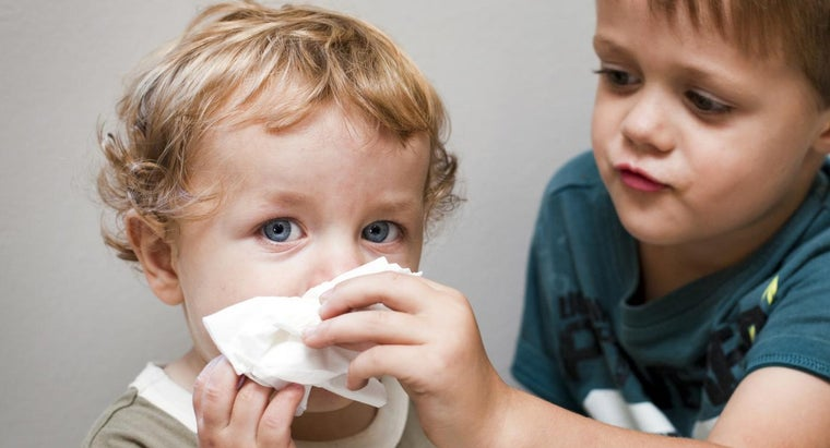 What Are the Flu Symptoms in Toddlers?