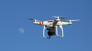 What Is a Flying Camera Drone?
