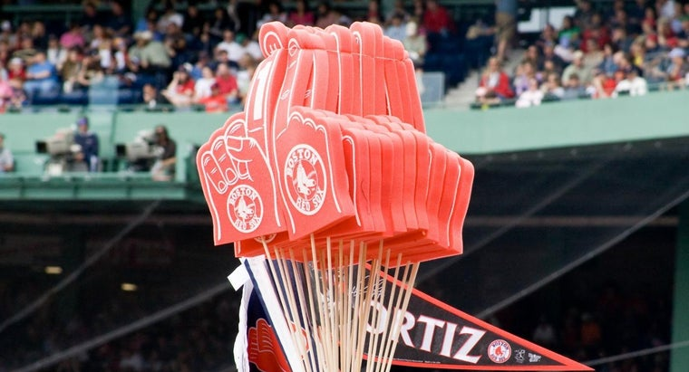 How Is a Foam Finger Made?