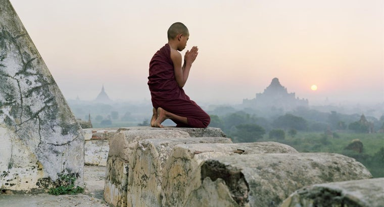 What Are the Followers of Buddhism Called?