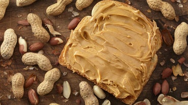 What Food Group Is Peanut Butter In?