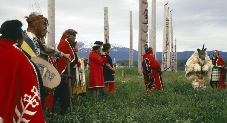 What Was the Food of the Kwakiutl?