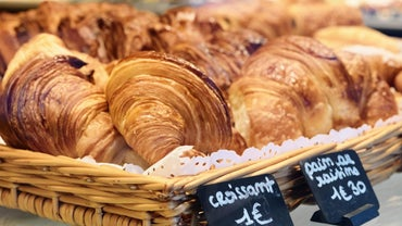 What Foods Originated in France?