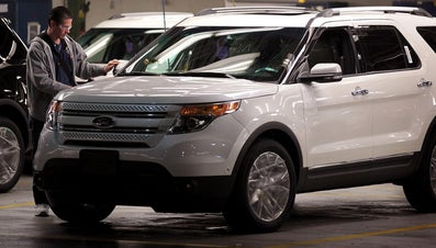 What Does It Mean When the Check Engine Light on a Ford Explorer Turns On?