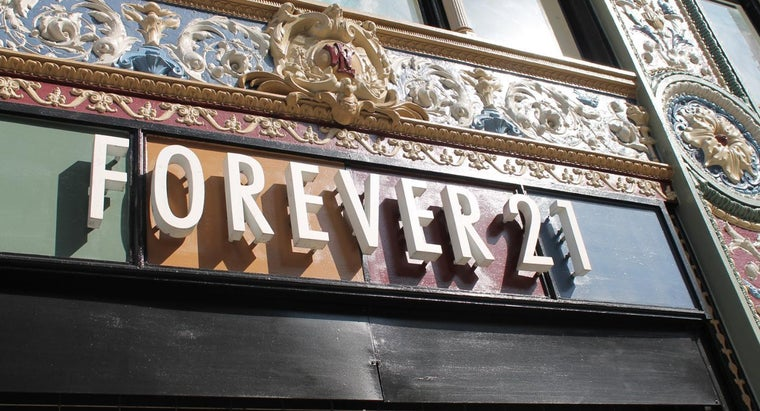 Is Forever 21 a Franchise?