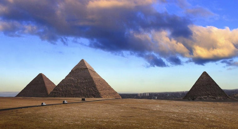 What Is the Formula for the Surface Area of a Pyramid?