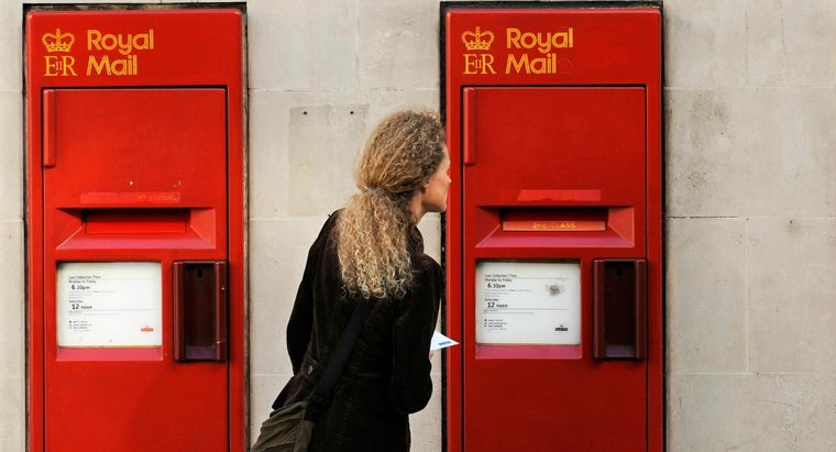 Who Founded the Royal Mail?