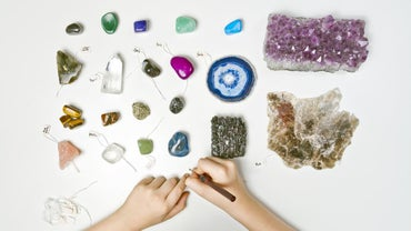 What Are the Four Processes That Result in the Formation of Minerals?