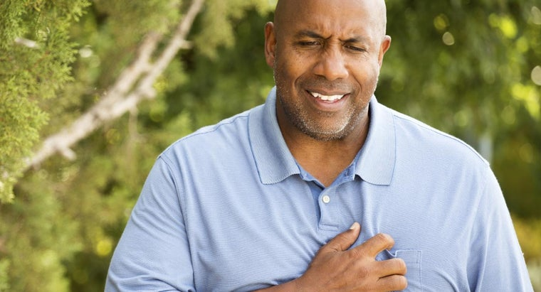 What Are Four Rare Symptoms of a Heart Attack?