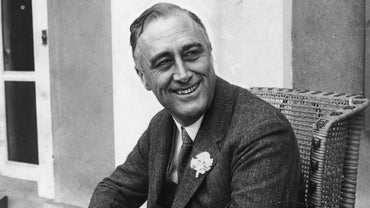 What Is Franklin D. Roosevelt Famous For?