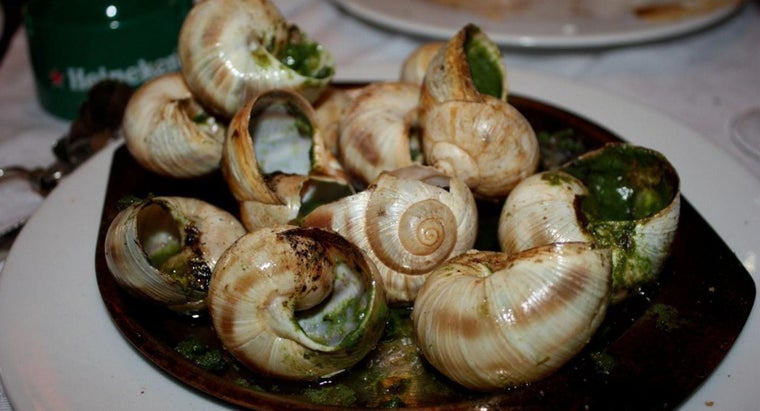 Why Do French People Eat Snails?