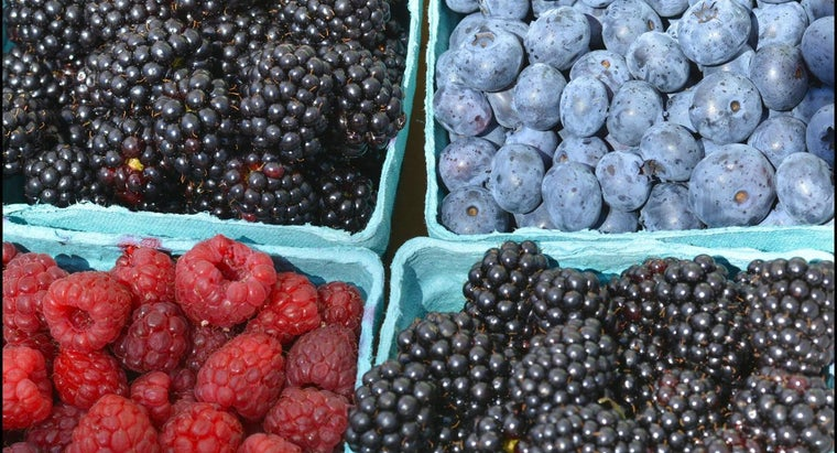 What Fruits Are Low in Carbs?