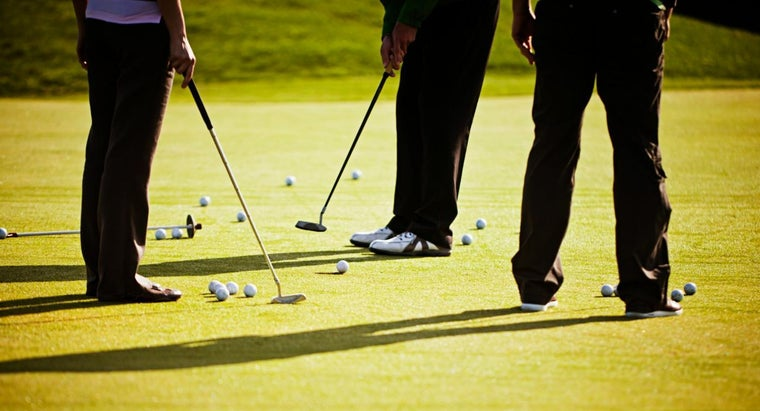 What Are Some Fun Games or Contests for a Golf Tournament?