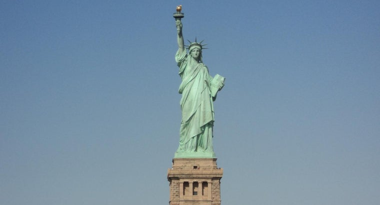 What Are Fun Facts About the Statue of Liberty?