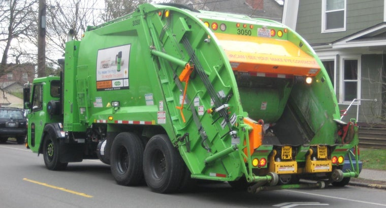 How Do You Find Your Garbage Pickup Schedule?