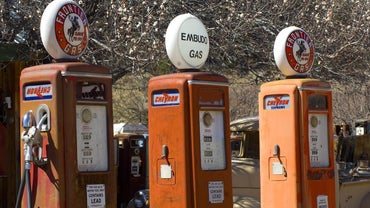 When Was Gasoline Invented?
