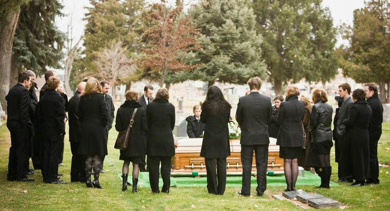 What Is the Gathering After a Funeral Called?